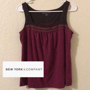 New York & Company Tank Top